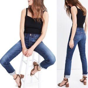 • Madewell • The Slim Boyfriend Jeans Creston